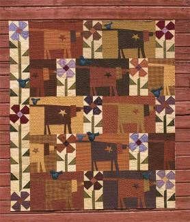 Crazy As a Bird Dog | Quilting | Pinterest | Barn quilts, Dog ... : barn quilts book - Adamdwight.com