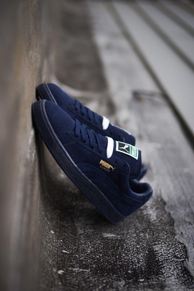 030bb8fc692d Classic Plus  puma  suede  sneakers