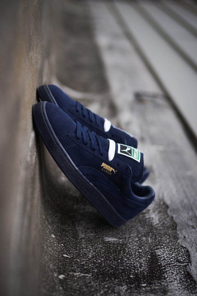 Classic Plus  puma  suede  sneakers  19a89ad3eb3