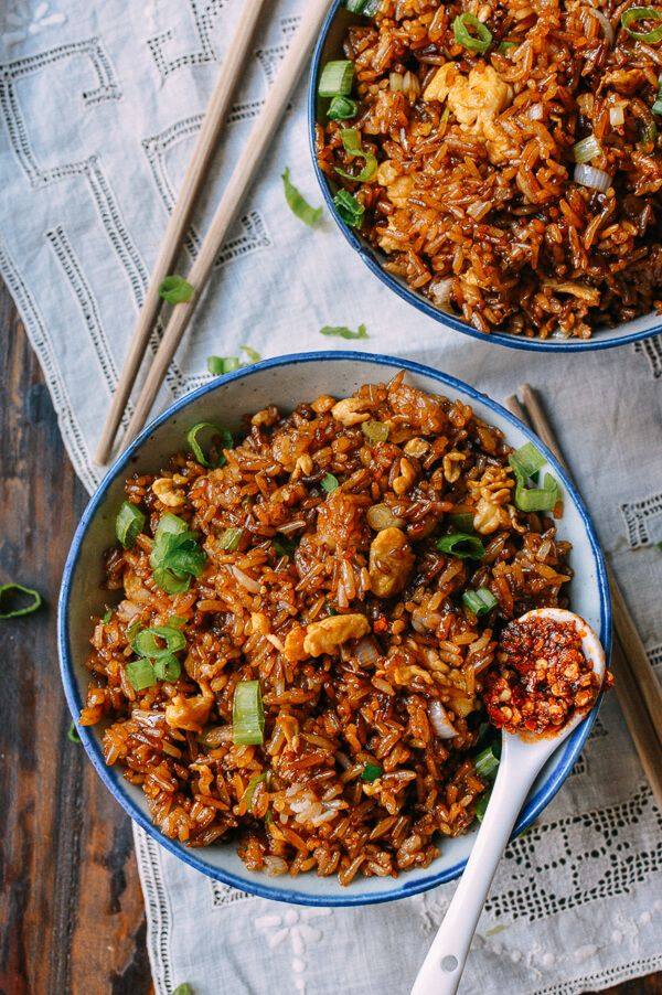 Supreme Soy Sauce Fried Rice Rice Dishes Fried Rice Recipes