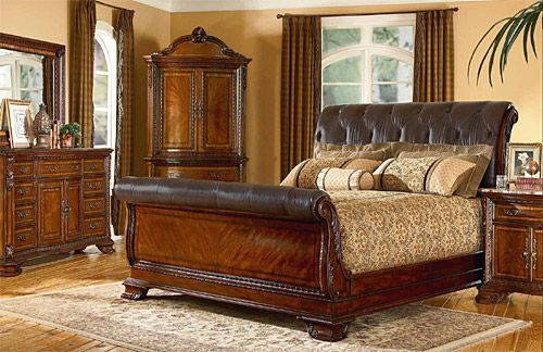 old world beds | Old World Bedroom Furniture - A.R.T. Furniture ...