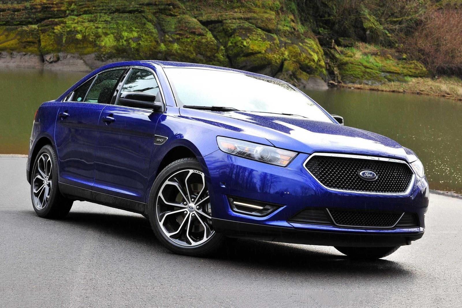 Check Out 2018 Ford Taurus Test Drive Review See The Price Trims And Specs Overview Compare Engines Features And Opt In 2020 Ford Taurus Sho 2014 Ford Taurus Ford