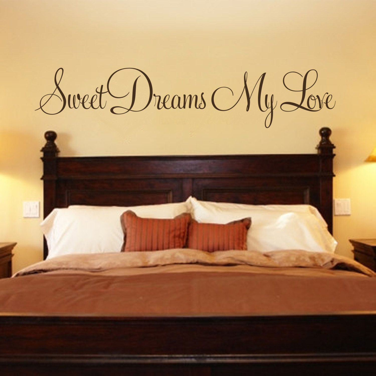 Beautiful Love Wall Decor Bedroom Frieze - Wall Art Collections ...
