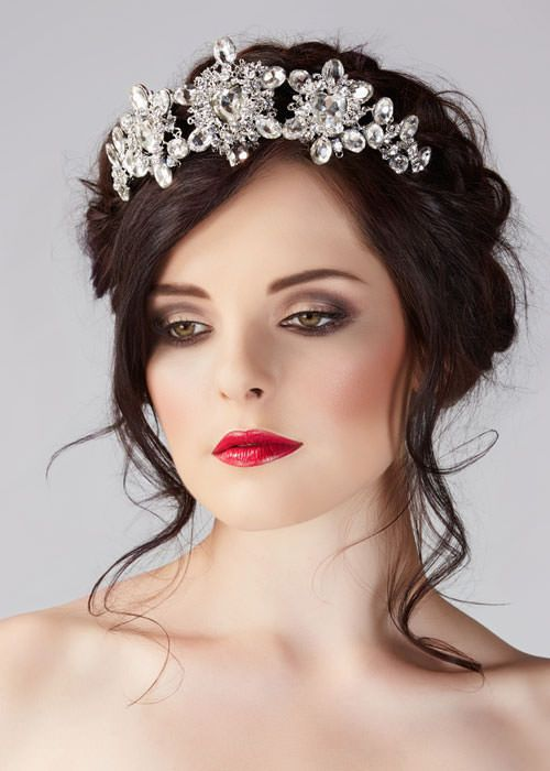 crown hairstyles prom hair crowns favehairstyles hairstyle pieces beauty royal formal trendy para complement boda bridal
