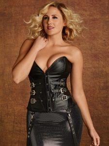 leather Callista model