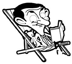 Pin By Foami On Comiquitas Cartoon Coloring Pages Mr Bean Cartoon Cars Coloring Pages