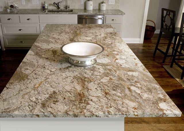 Typhoon Bordeaux Granite Is Quarried From Bedrock In