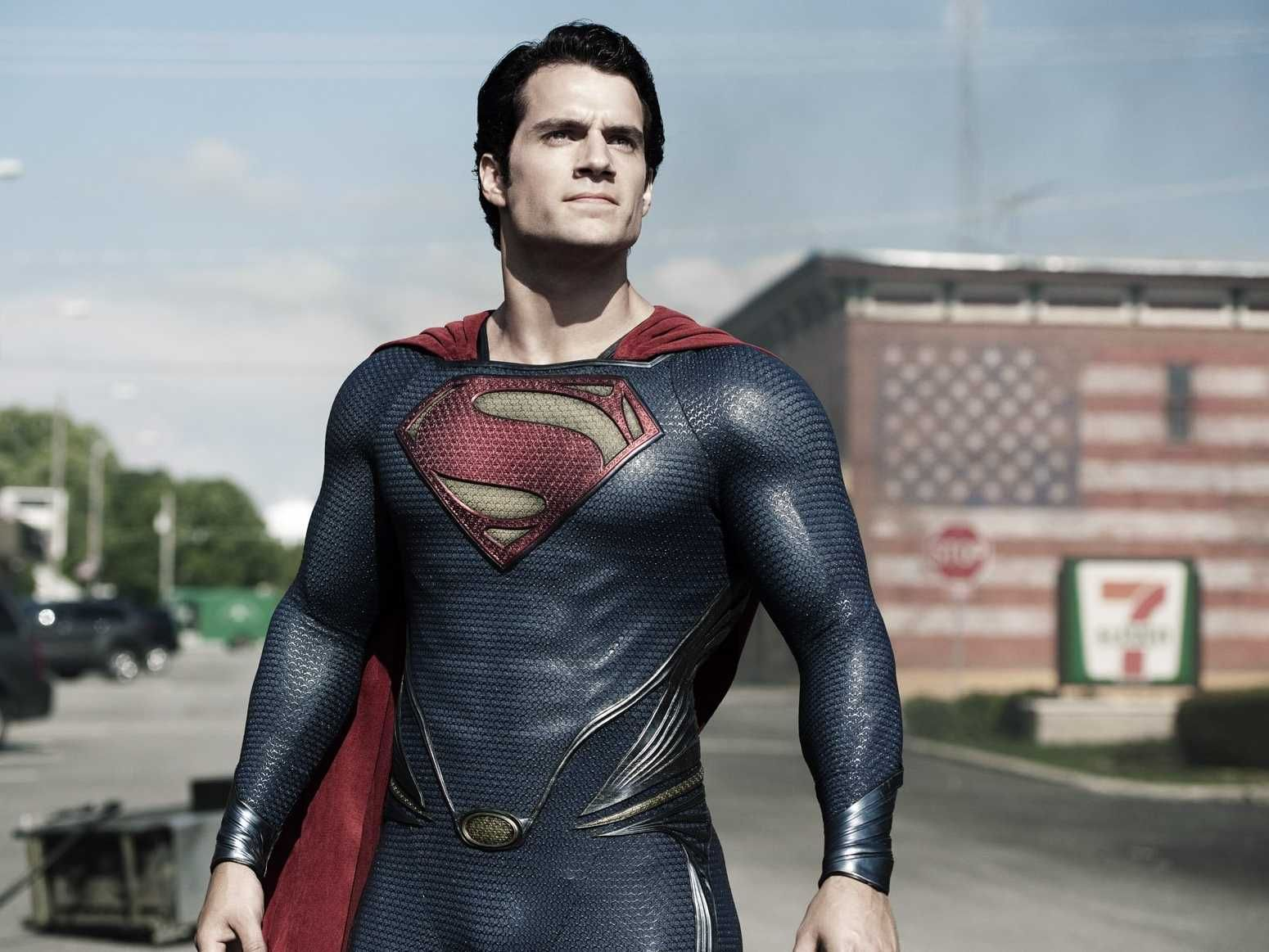 pitures of movies New Superman Movie Will Have The Most