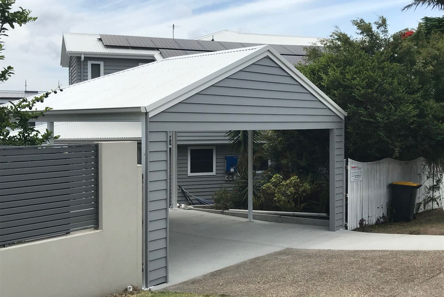 Carports Carport Builders Homestyle Living House