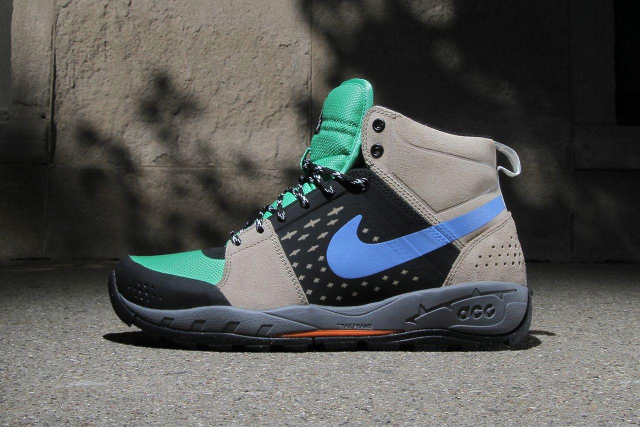 Alder Khakigamma Acg Blue Distance Nike Green Mid Black ZOax6qw