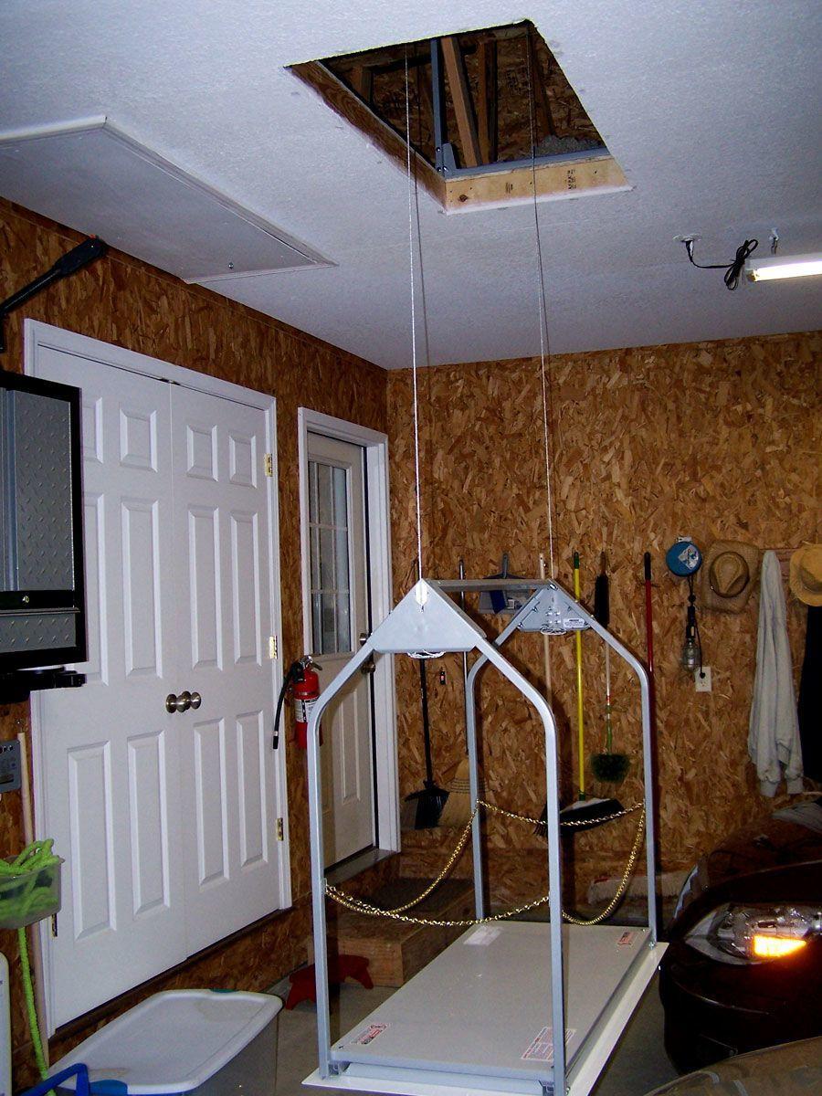 Erkunde Dachboden Speicher, Garagenstauraum Und Noch Mehr!