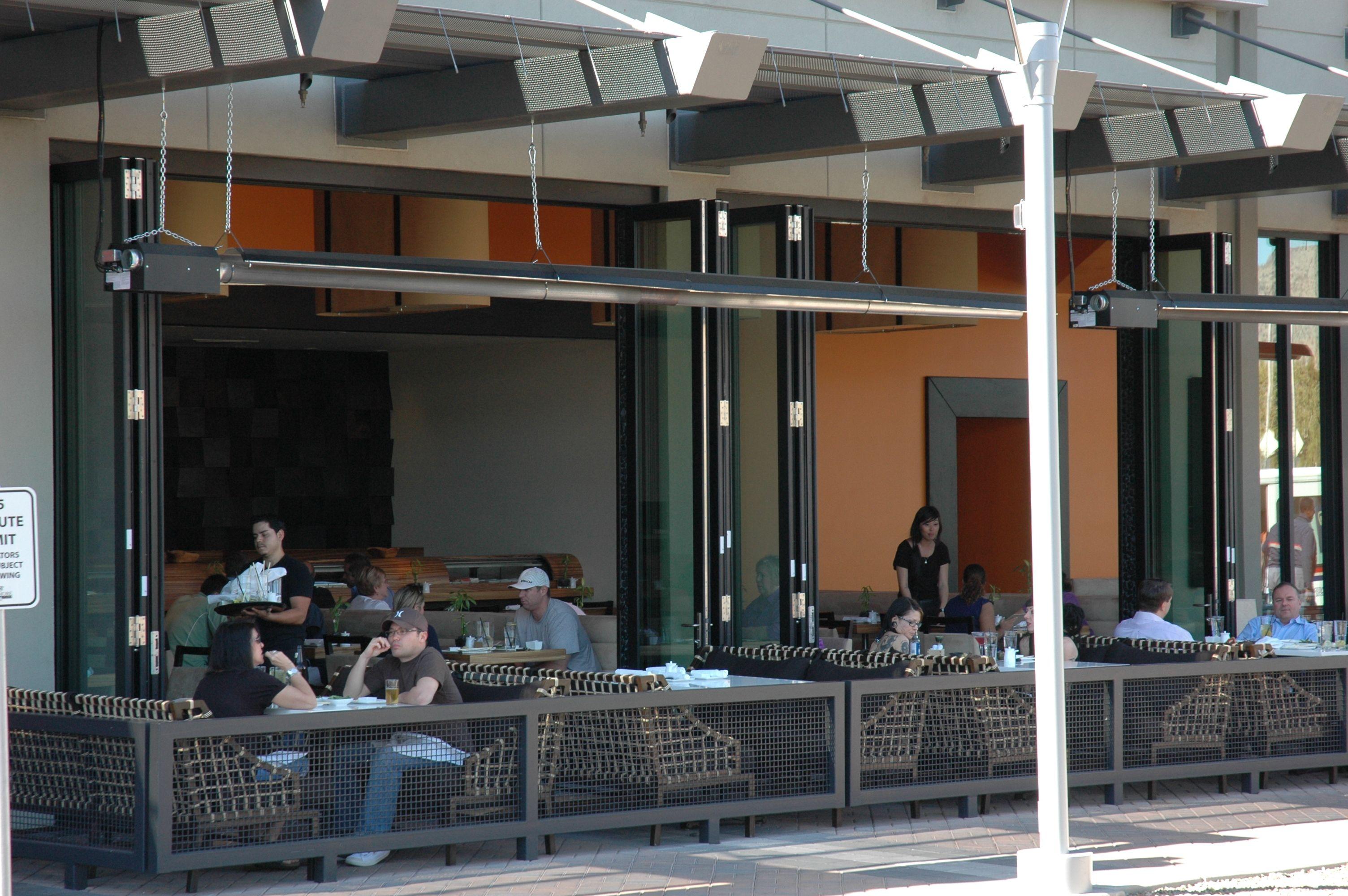 Restaurant bi fold windows street google search ebc for Restaurant window design
