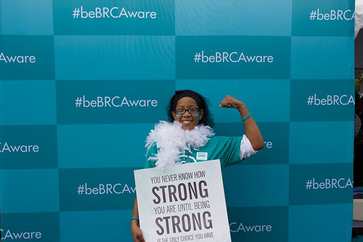 Thank you for Breaking the Silence on #OvarianCancer and sharing hope at the NOCC_National Run/Walk in Annapolis! #NOCC14