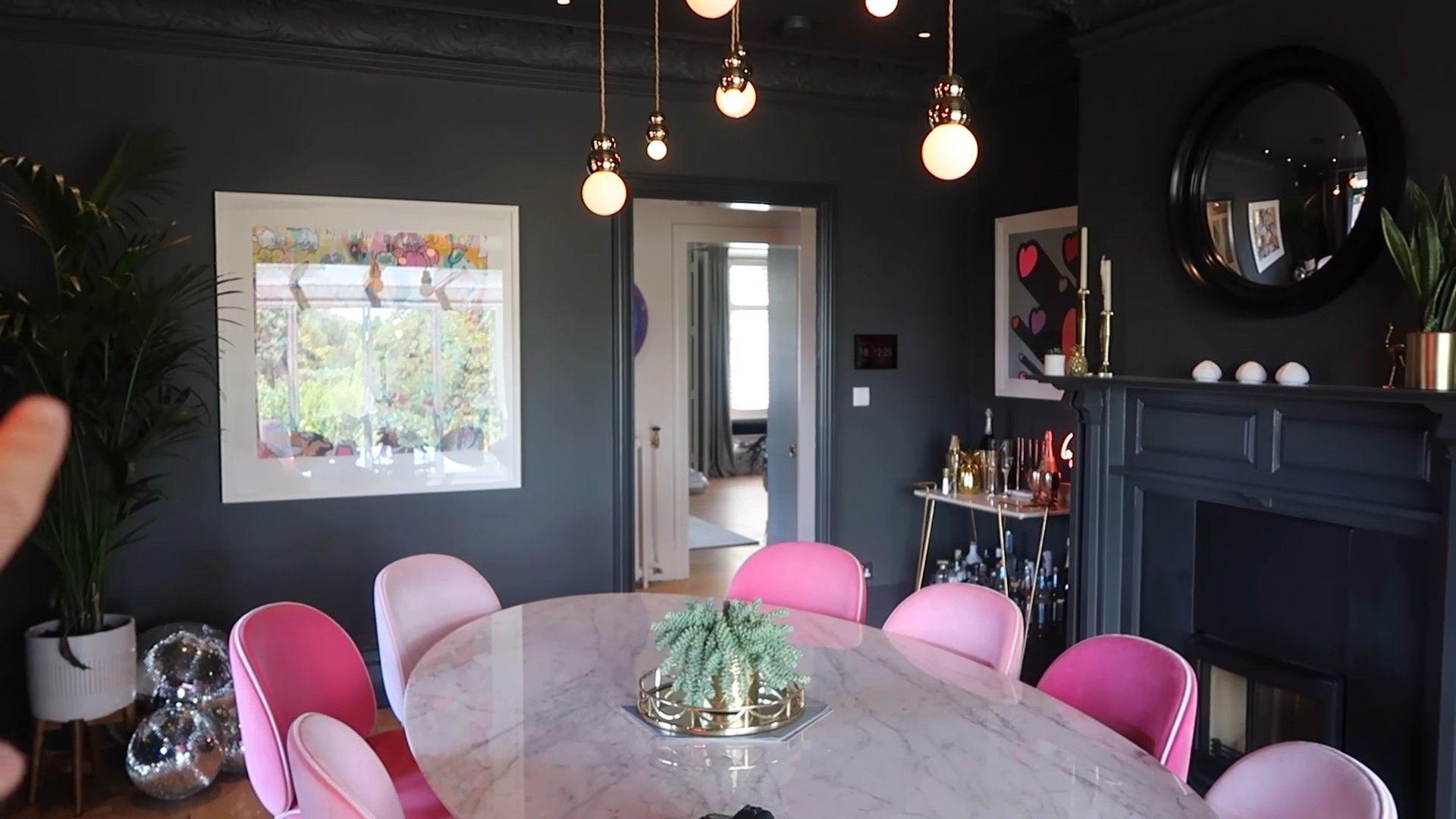 Zoella Dining Room