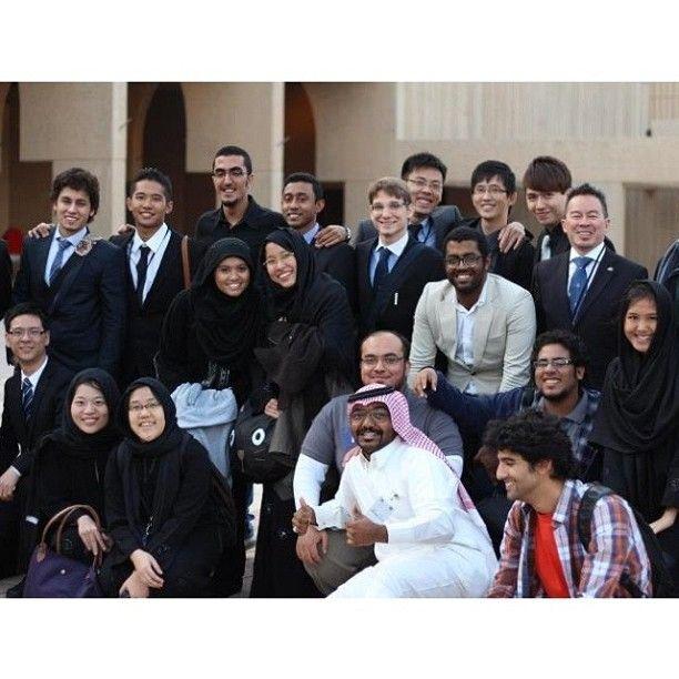 STEER Middle East programme #NUS #NUStuff #NUSbecause