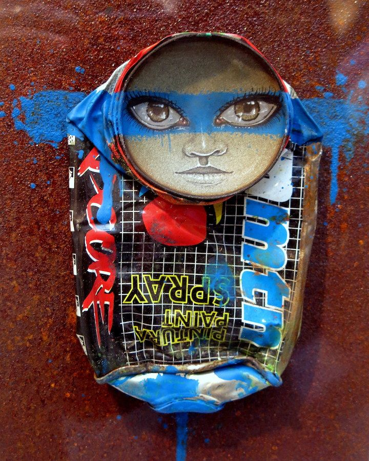 My Dog Sighs on: the Lure of the Streets, Free Art Friday, His Upcoming Exhibit With the London Ibiza Collective in NYC and more