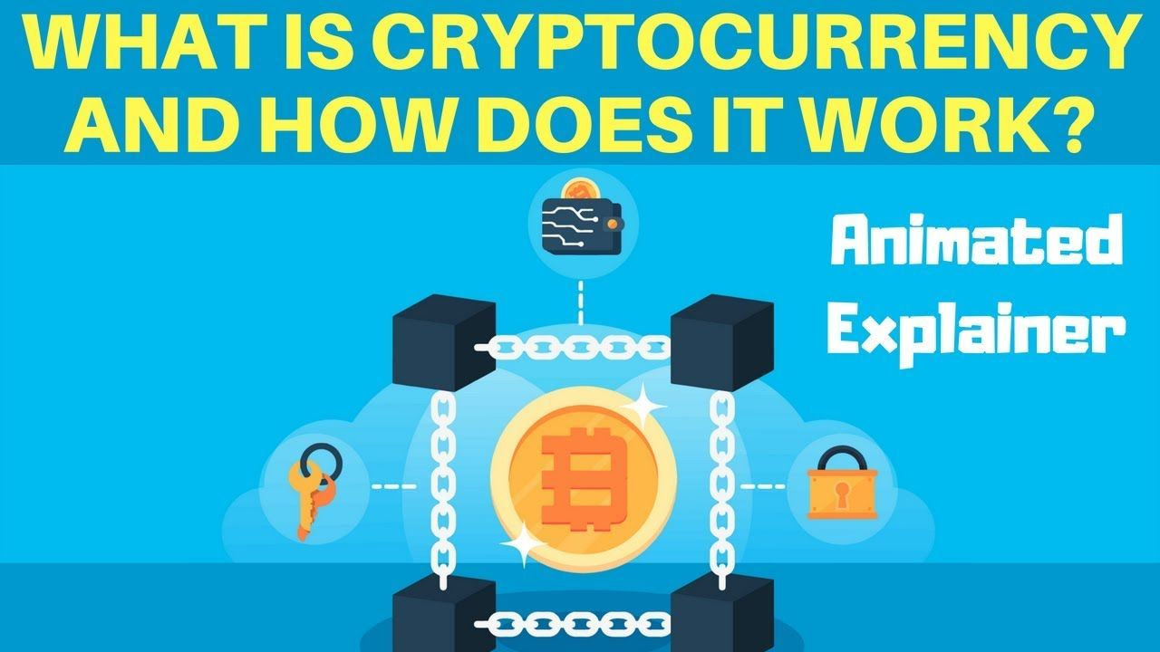 how does blockchain and cryptocurrency work
