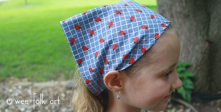 Stretchy Bandana Headband  64480cafdb7