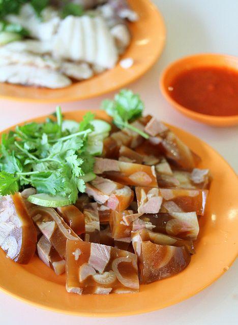 Pig Trotter Jelly (or Pork Aspic) | Recipes | Singapore food