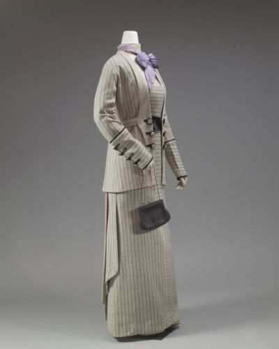 Walking Suit | c. 1911 - 1913