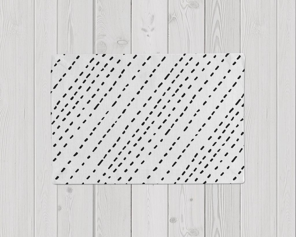 Dashed stripes