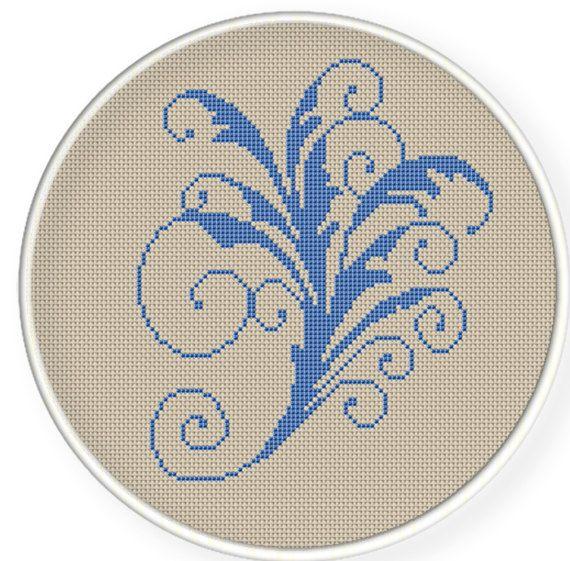 Instant DownloadFree shippingCross stitch pattern door danceneedle