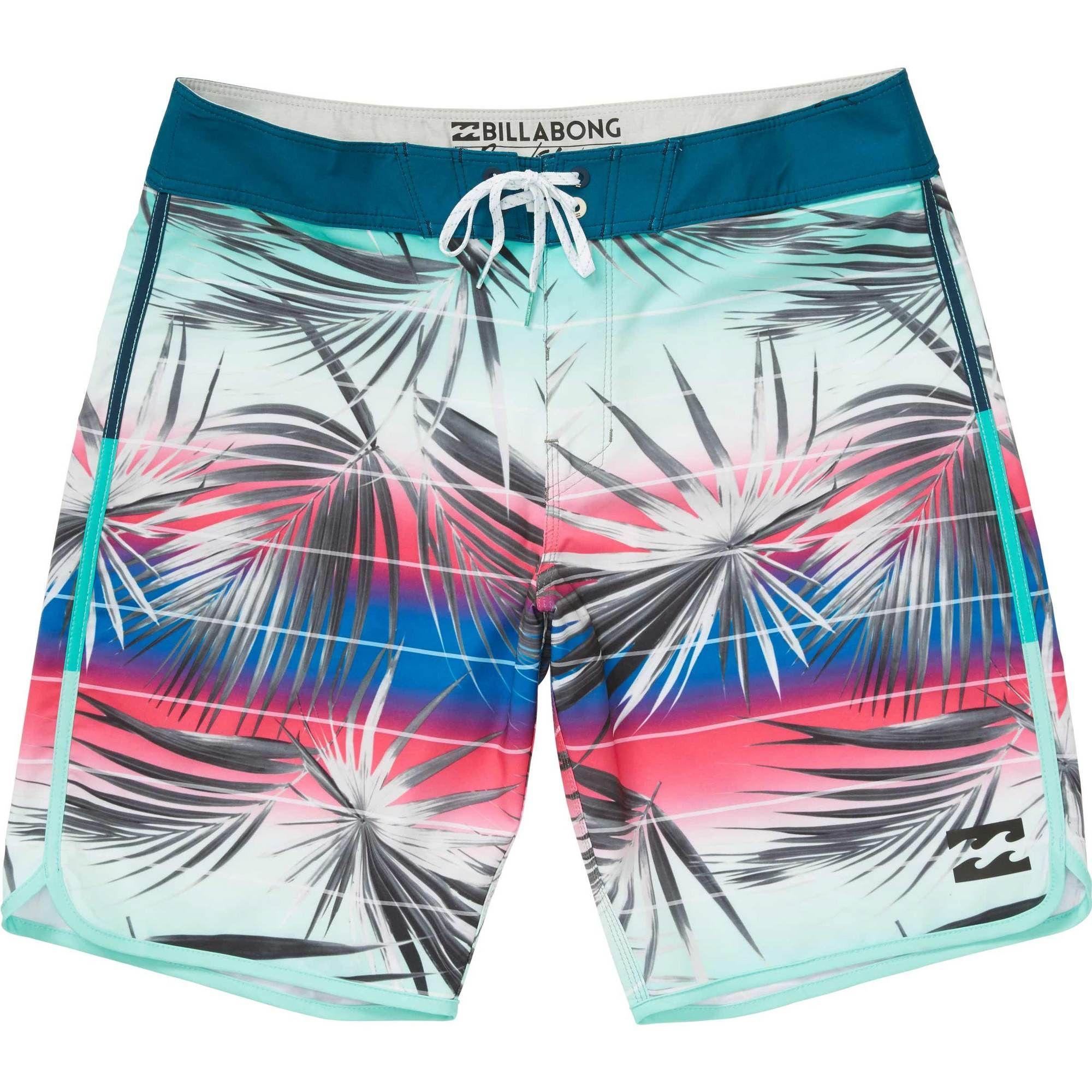 Tribong X Scallop Boardshorts | Billabong US | Board shorts, Mens  boardshorts, Boardshorts billabong