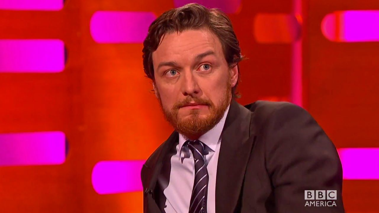 James McAvoy tells us about the time he wasn't prepared for an audition, and how he was able to get out of it! New episodes of The Graham Norton Show premier...