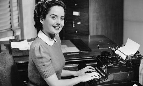secretary 1950s - Google Search | Interactivity | Pinterest ...