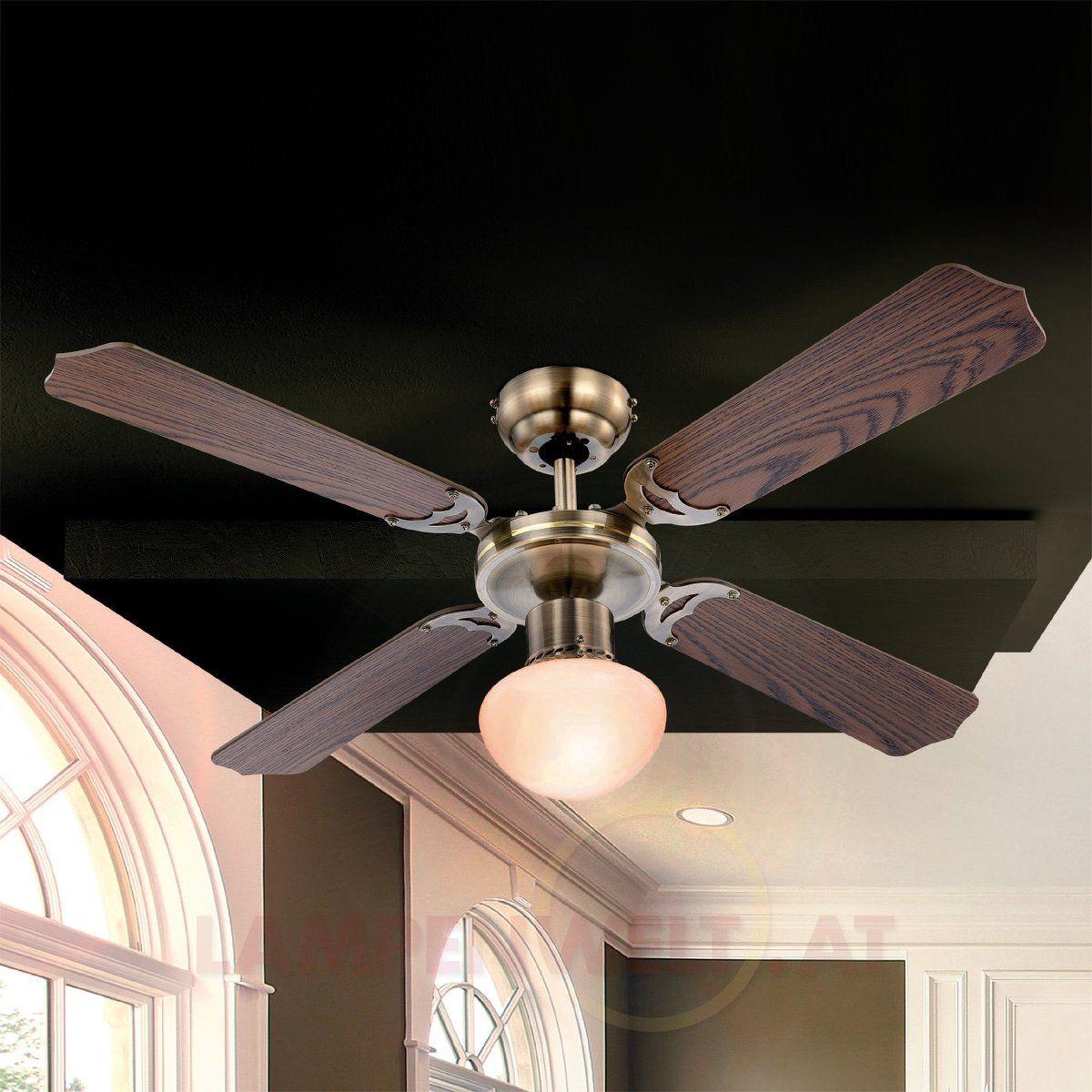 Nie wieder zwischen Deckenleuchte und #Ventilator entscheiden ...