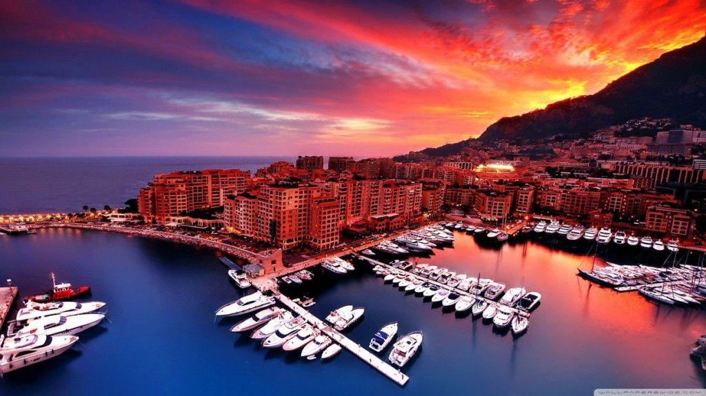 Monaco Beach HD Wallpaper Widescreen Club Naples Condos For Sale