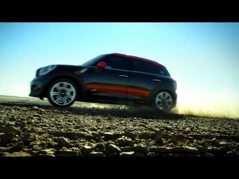 The MINI John Cooper Works Countryman: Expect the Unexpected.