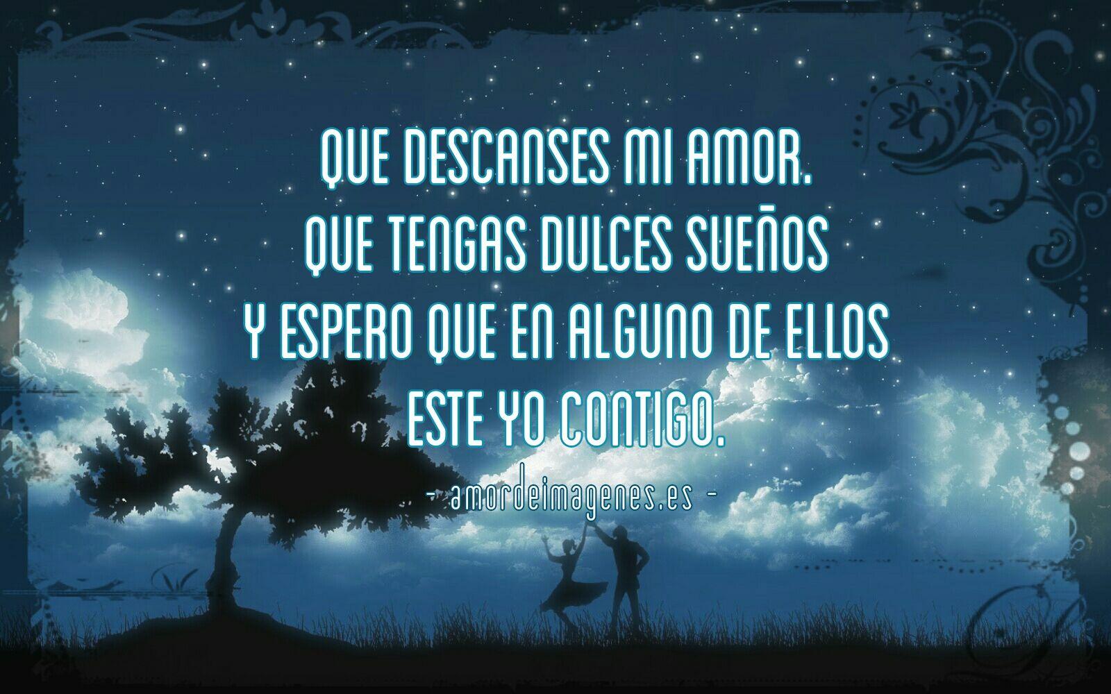 Frases De Amor Para Dormir Frases De Amor Buenas Noches Amor