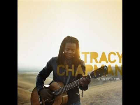 Sing for you - Tracy Chapman. <3 Her music lifts up my spirits...love it!