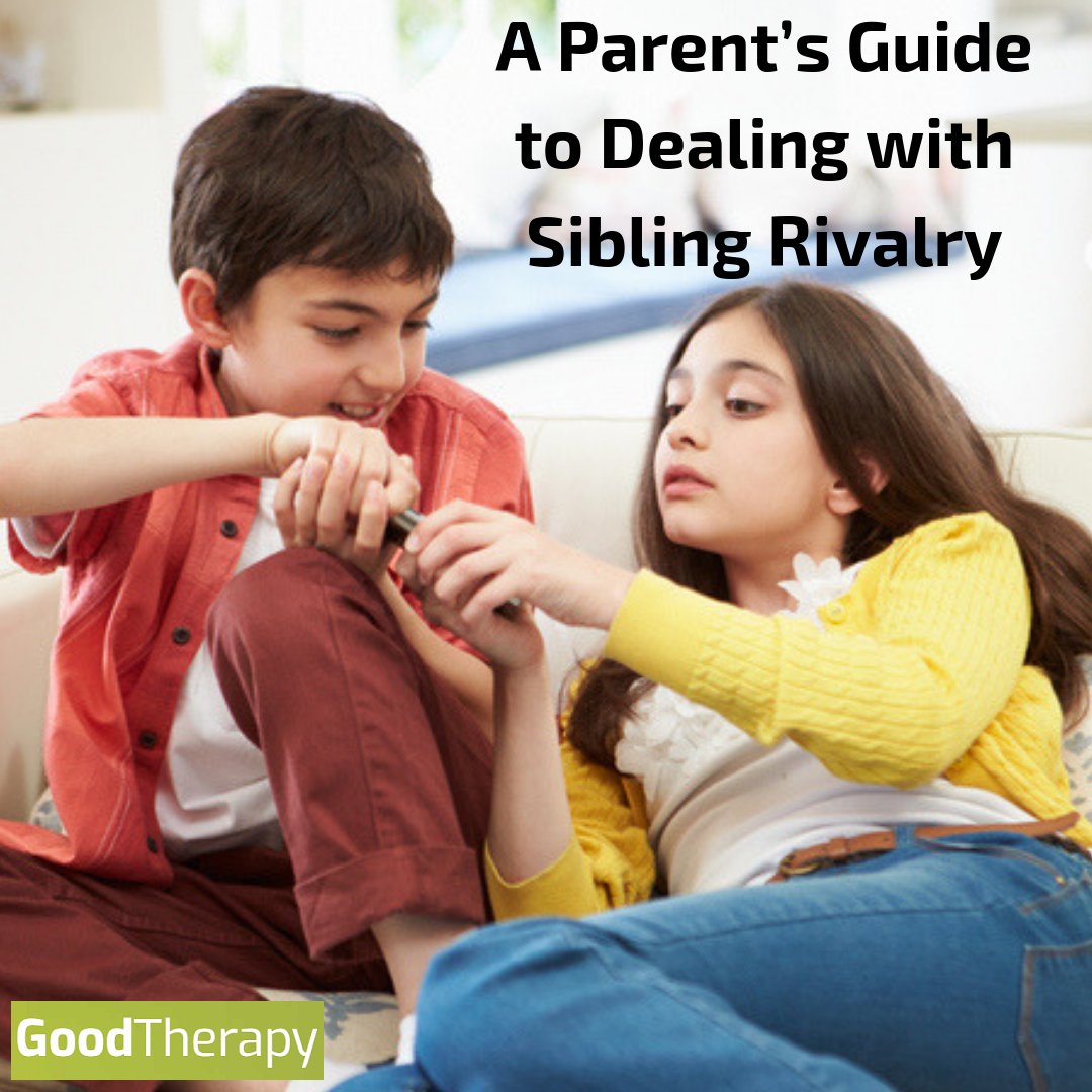 A Parent S Guide To Dealing With Sibling Rivalry