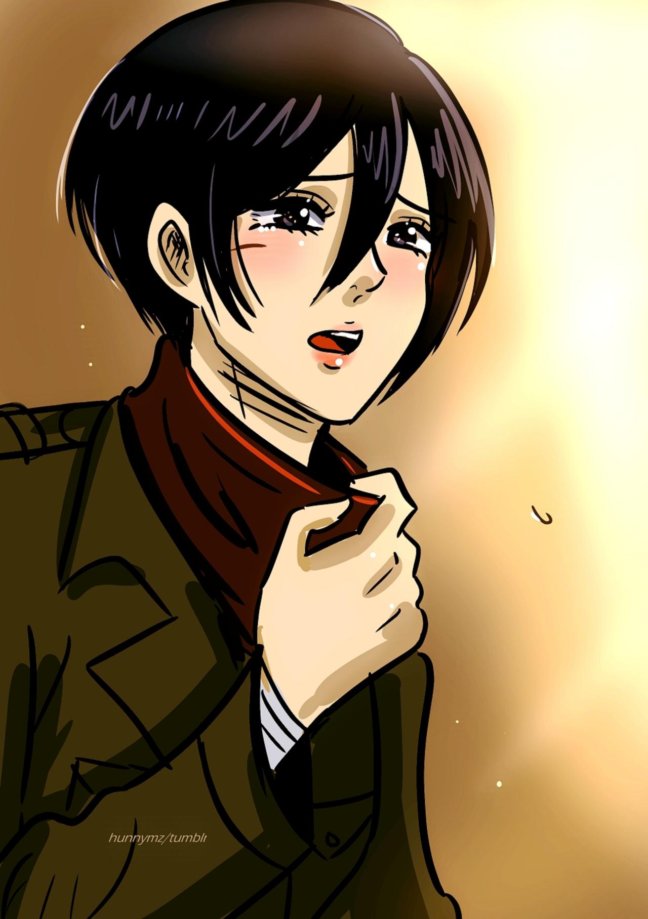 Pin By Katherine Elizabeth On Mikasa Ackerman Attack On Titan Anime Attack On Titan Art Attack On Titan Fanart