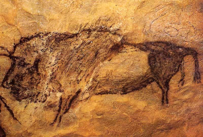 santimamine - bison