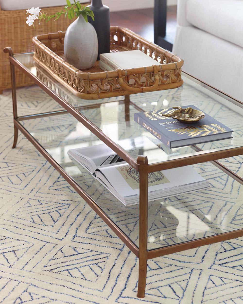 Lakeview Rug In 2021 Coffee Table Glass Coffee Table Coffee Table With Storage [ 1250 x 1000 Pixel ]