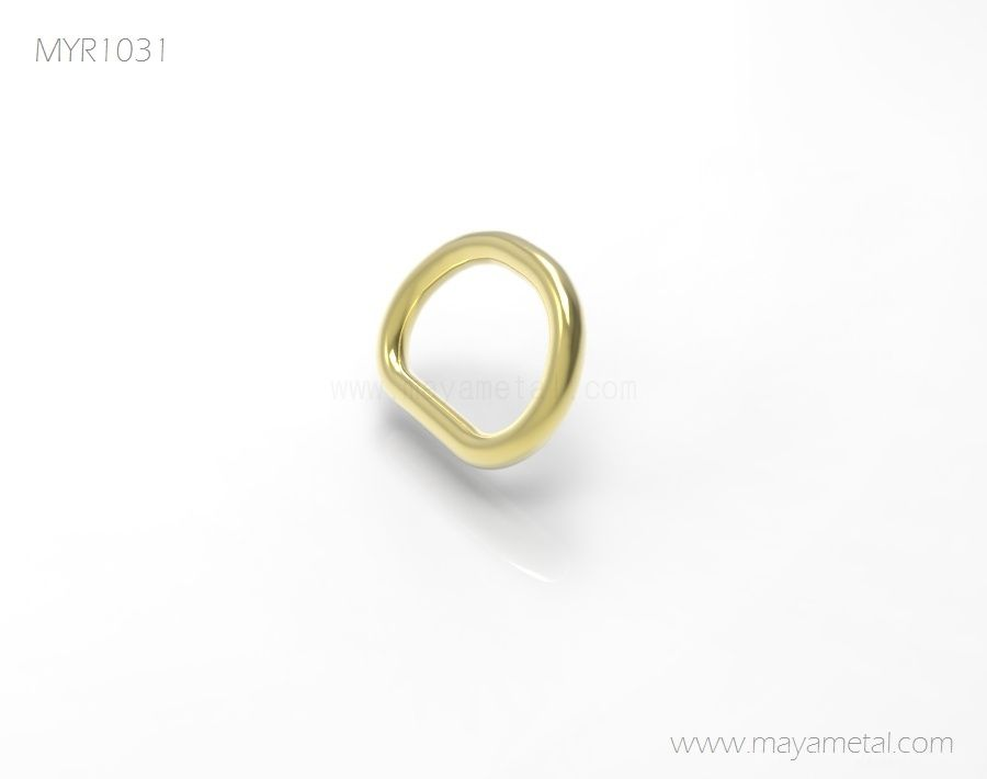D Ring Manufacturers Rings Stud Earrings Metal