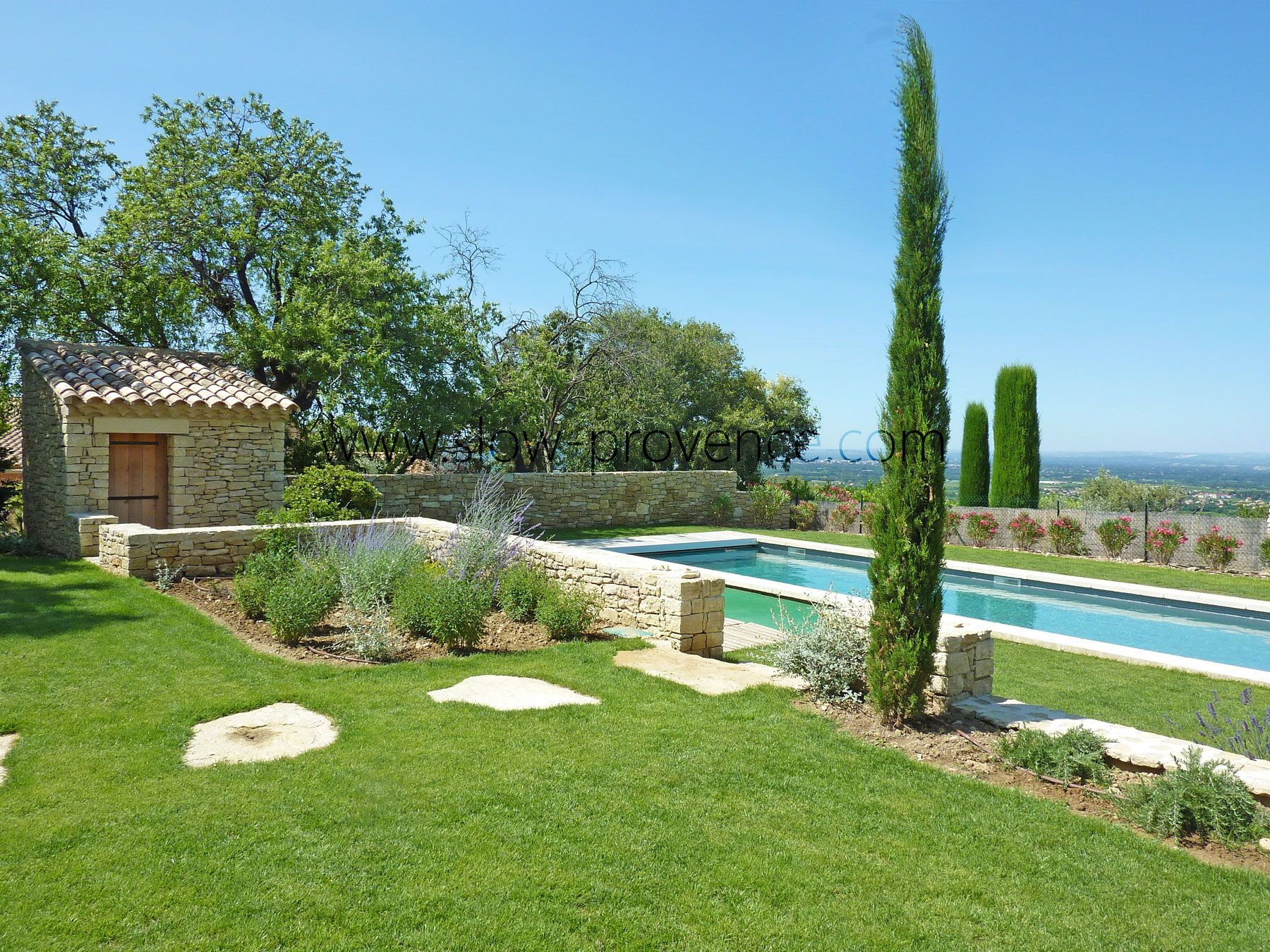 Villa ultra moderne  louer avec piscine chauffée privée jacuzzi