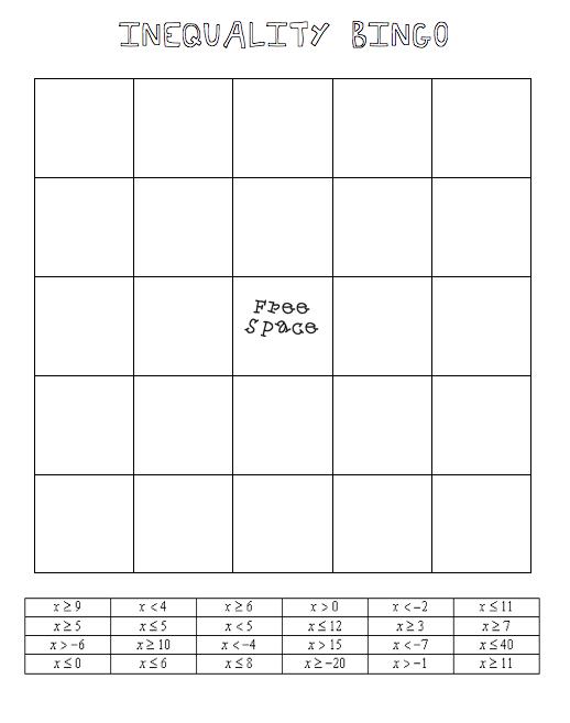 Everybody is a Genius: Bingo! - Easy way to turn a worksheet ...