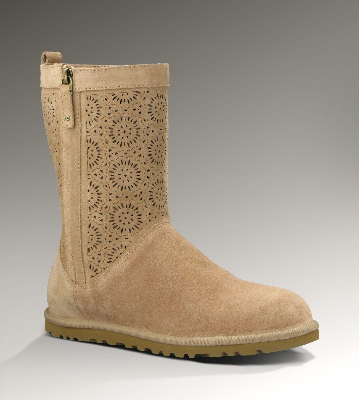 UGG® Lo Pro Short Perf for Women   Stylish Boots at UGGAustralia.com