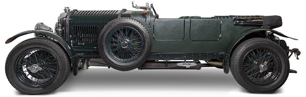 1928 BENTLEY  4½ LITRE VANDEN PLAS LE MANS