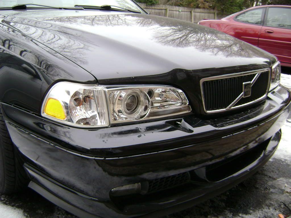Volvo S70 Aftermarket Headlights Google Search