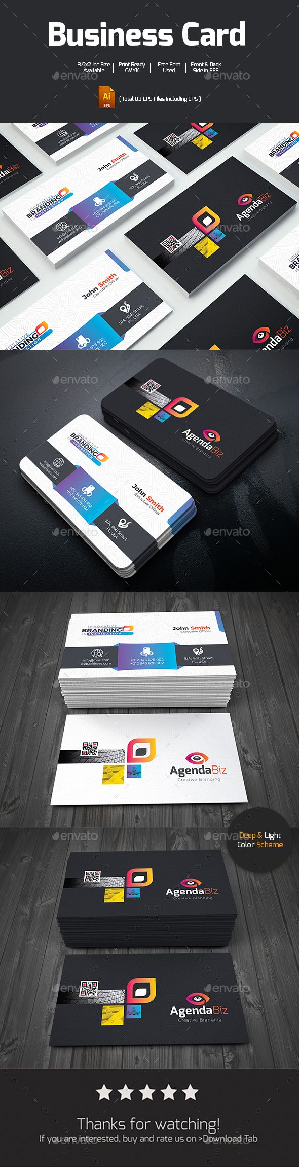 Creative business card vol 02 business cards card templates and creative business card vol 02 business cards card templates and business reheart Gallery