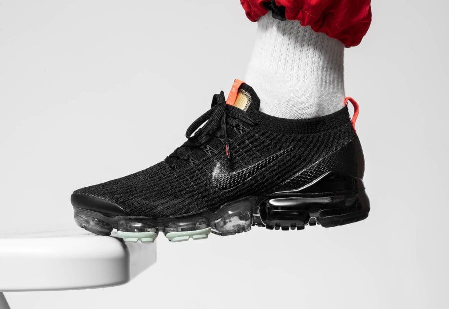 Nike Air VaporMax Flyknit 3.0 'Black Snakeskin' Igloo (2019 ...