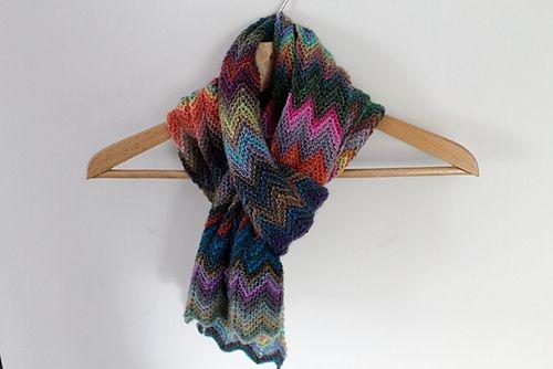 Ravelry: bogusiamajewska's Missoni scarf