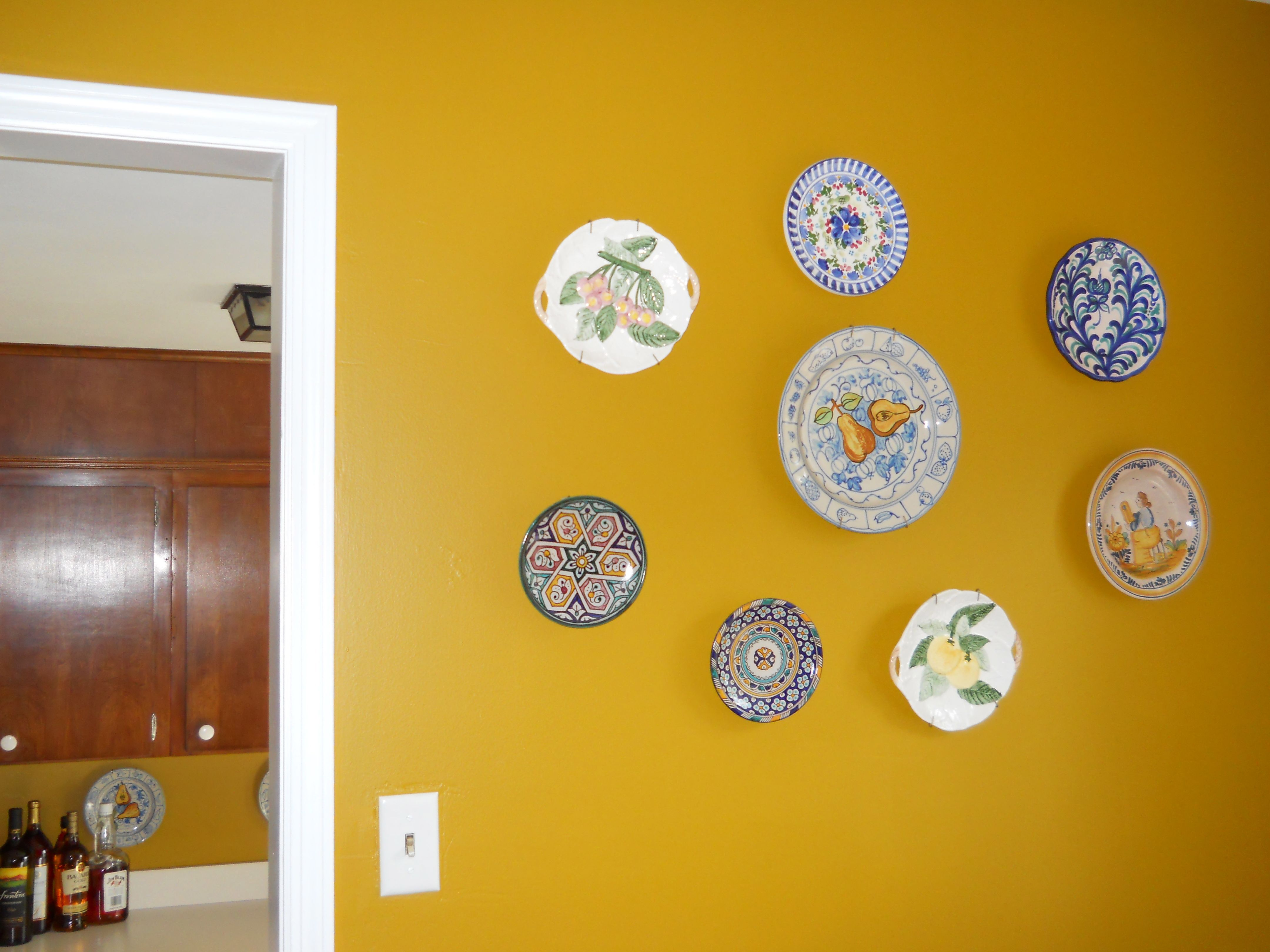 Here is another pic of my new kitchen color. Benjamin Moore\'s ...