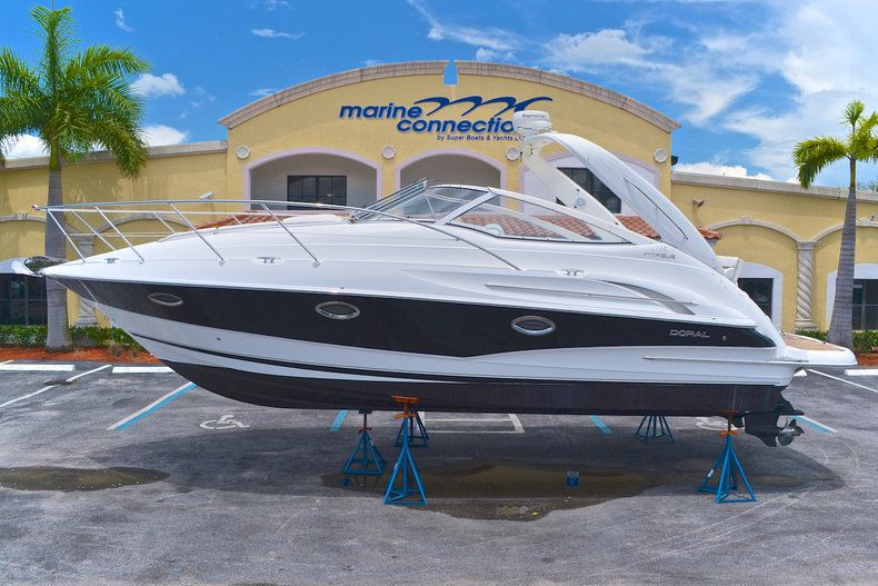 Used 2005 Doral Intrigue Cruiser Boat For Sale In West