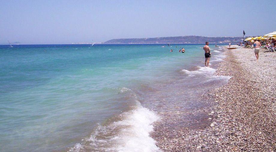 Ialyssos Rodos Kreikka Aurinkomatkat Greece Rhodes Greece Outdoor